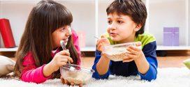 Žitarice kao deo dečije ishrane