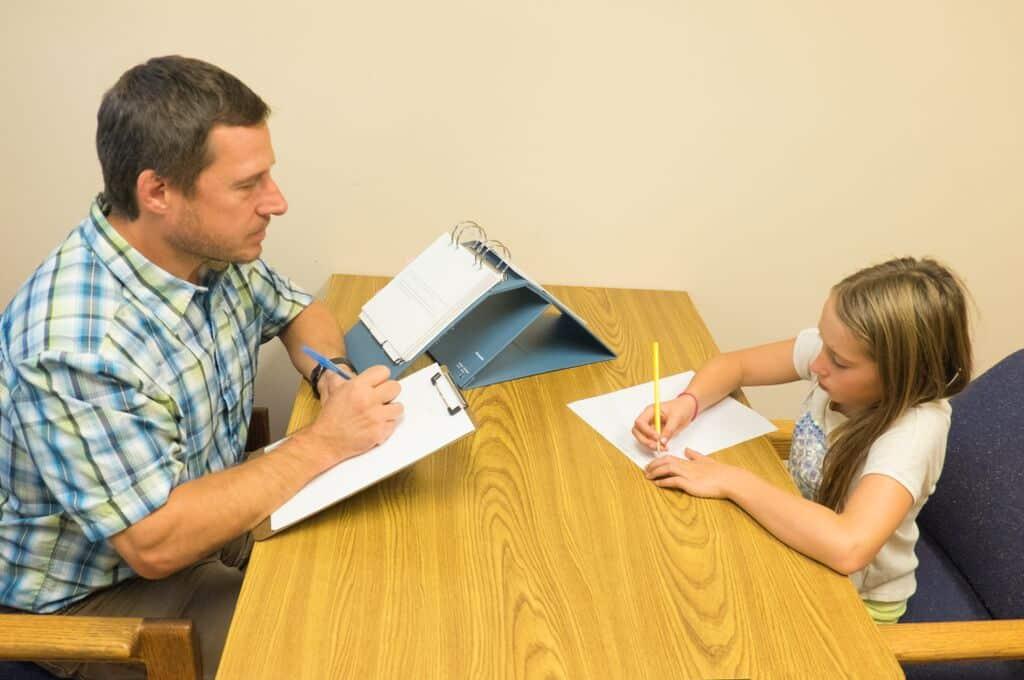 testiranje zrelosti deteta