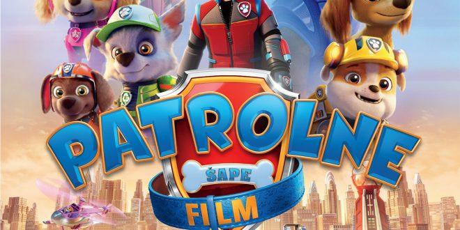 PATROLNE ŠAPE – FILM (PAW PATROL: THE MOVIE)
