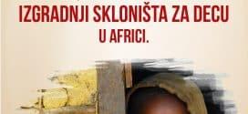 Dobrotvorna akcija za pomoć siromašnoj deci u Bocvani