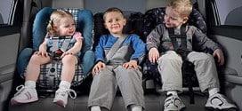 Propisi za prevoz dece